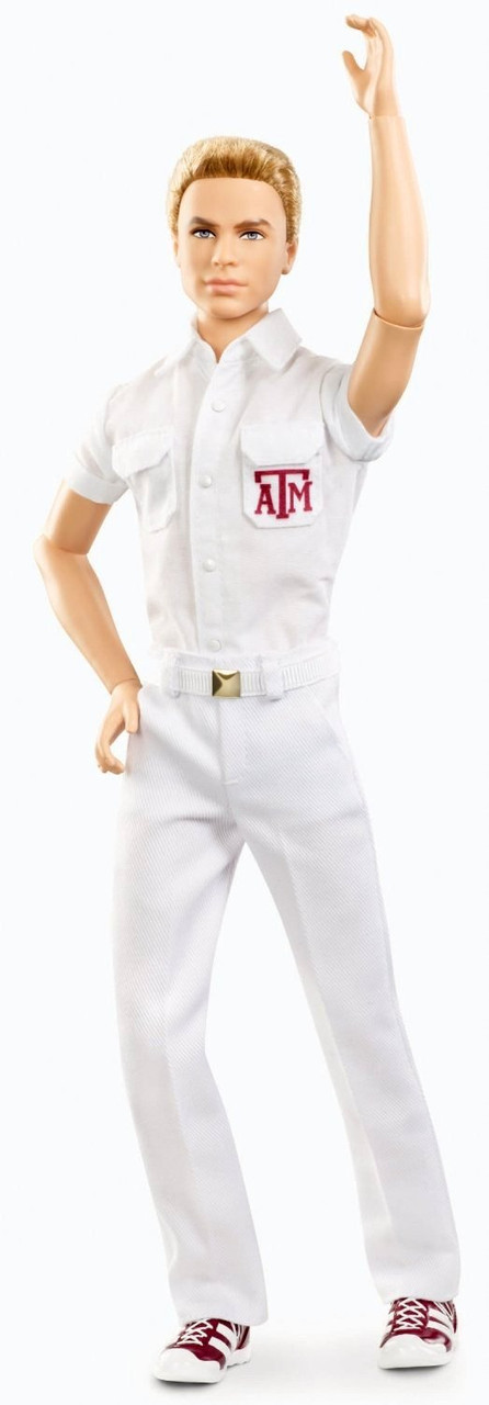 Barbie Коллекционная кукла Кен, Texas A&M University