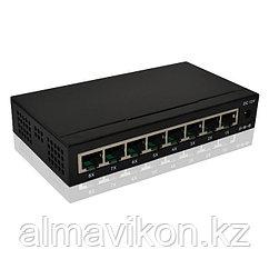 Сетевой коммутатор 8 портов 100 Мбит/с