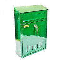 Односекционный почтовый ящик «ЭЛИТ»(зеленый)