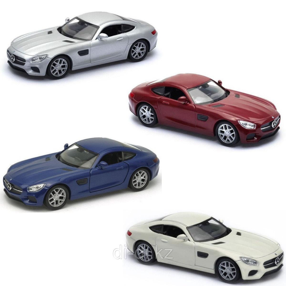 Игрушка модель машины 1:34-39 Mercedes-Benz AMG GT