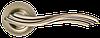 Дверная ручка Morelli MH-14 MAB Матовая античная бронза