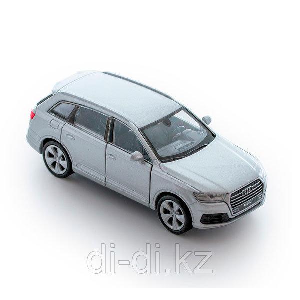 Игрушка модель машины 1:34-39 Audi Q7
