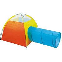 """Игровой дом + тоннель """"Игровая палатка"""""""