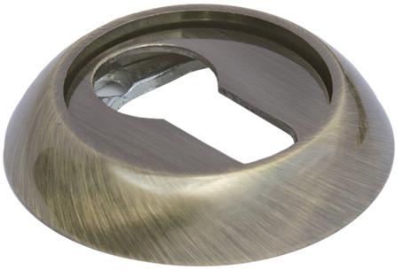 Накладка на ключевой цилиндр Morelli MH-KH AB Античная бронза