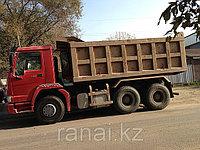 Доставка сыпучих грузов (отсеф, сникерс)