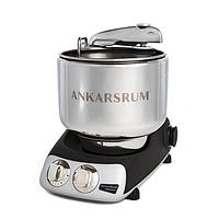 Тестомес Ankarsrum Original Assistant akm6230B (базовый) кухонный комбайн, черный матовый