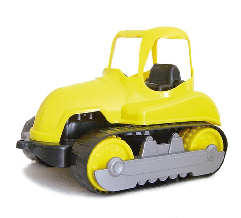 Игрушка Трактор гусеничный