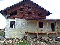 Утепление дома, стен, мансарды, крыши, фундамента ППУ (Пена) , фото 1