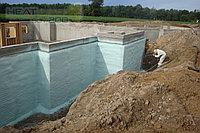Гидроизоляция и утепление фундамента, фото 1