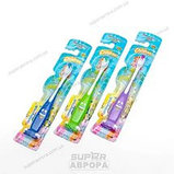 "Детская зубная щетка ""MashiMaro Character Kids Toothbrush"" , фото 2"