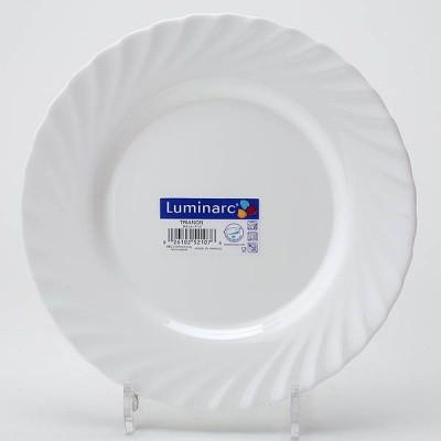 Тарелка Luminarc обеденная Trianon 24,5 см (H3665/D6890)