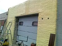 Бесшовное утепление гаражей пеной, фото 1