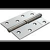 Дверная петля стальная разъёмная Morelli MSD 100X70X2.5 PC R Правая (цвет: хром)
