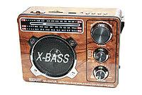 Радио 8047UR BAHM USB/SD/microSD фонарик, фото 1