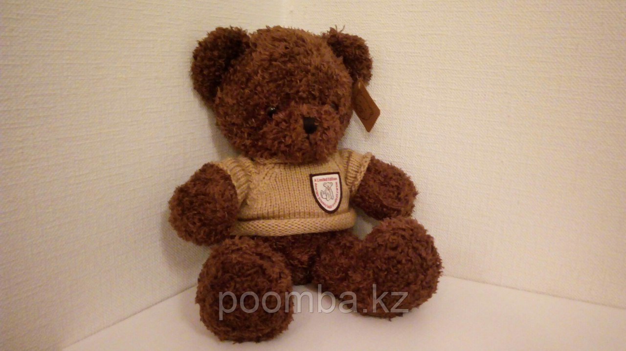 """Мягкая игрушка """"Медведь в свитере"""""""