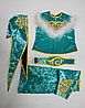 Казахский костюм на годик