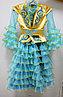 Казахское платье подростковое