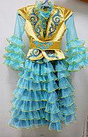 Казахское платье подростковое, фото 1
