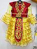 Казахское национальное платье подростковое