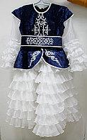 Казахское национальное платье подростковое, фото 1