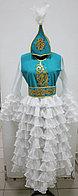 Казахское подростковое платье, фото 1