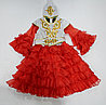 Казахское платье