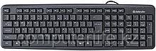 Проводная клавиатура Defender Element HB-520 RU, черная
