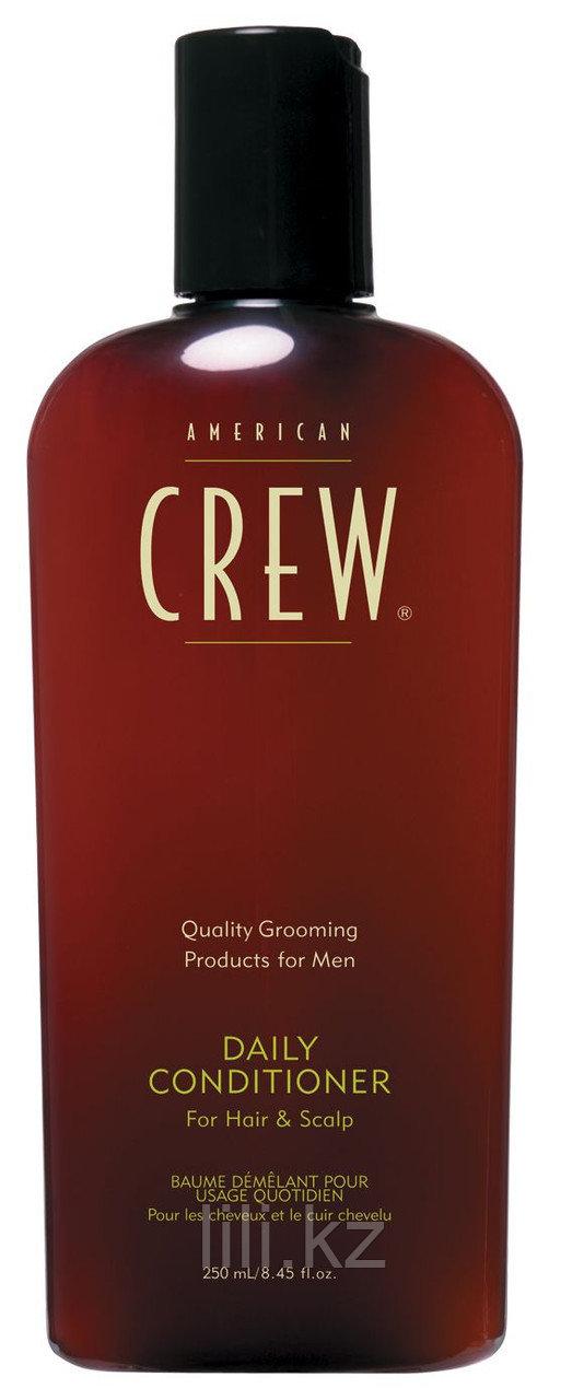 Кондиционер для ежедневного ухода для всех типов волос American Crew Daily Conditioner 250 мл.