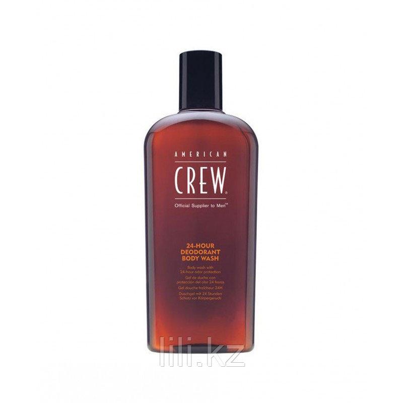 Гель для душа дезодорирующий American Crew Classic 24-Hour Deodorant Body Wash 450 мл.