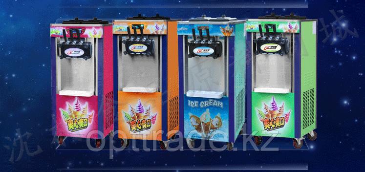 Фризер для мягкого мороженого Guangshen BJ-218C