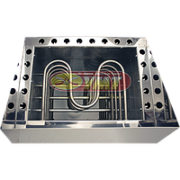 Электрокаменка ЭКМ-9 корпус нержавеющая сталь