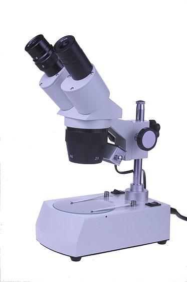 Микроскоп МС-1 вар 2С (стерео-, в отраж, прох. свете, ув. 40х)