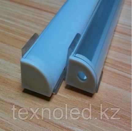 Алюминиевый профиль  Led угловой 16*16мм, фото 2