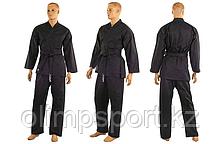 Кимоно каратэ(карате) , черное