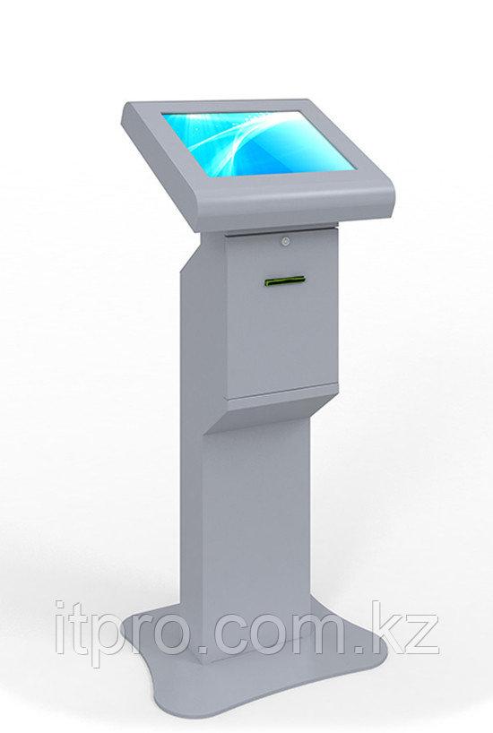 """Сенсорный инфокиоск «Электронная очередь» с диагональю экрана """"17"""""""