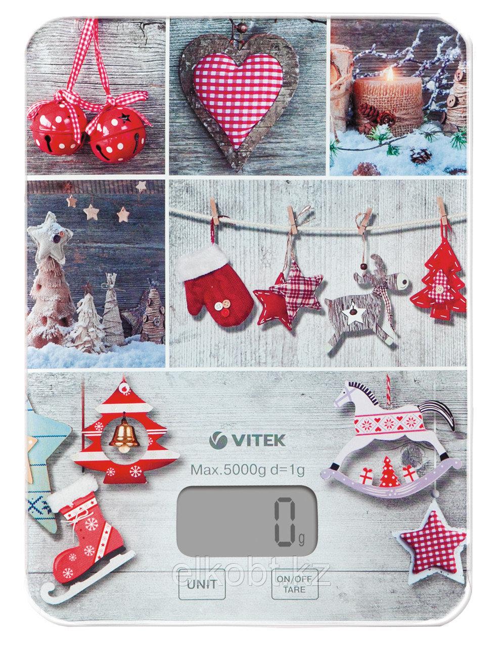 Весы кухонные VITEK VT-8019 MC