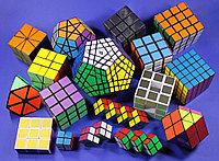 Логические кубики, кубик рубик