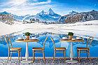 Фотообои Озеро на фоне Альпийских гор, фото 4
