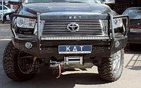 Силовой бампер КДТ для Toyota Tundra