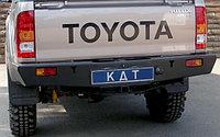 Задний силовой бампер KDT Toyota Hilux, фото 1