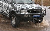 Силовой бампер КДТ для Toyota Land Cruiser 200, фото 1