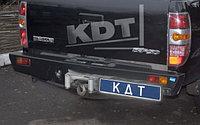 Задний силовой бампер KDT Mazda BT-50, фото 1