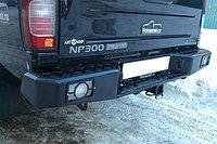 Задний силовой бампер Nissan NP300, фото 1