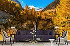 Фотообои Французские Альпы, водопад, фото 2