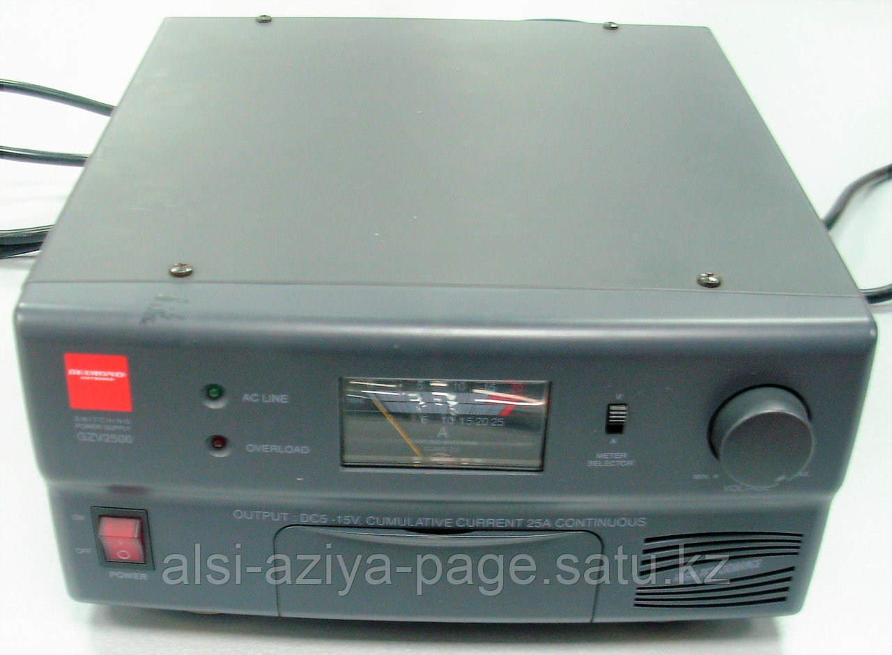Блок питания Diamond GZV2500R с током 25A
