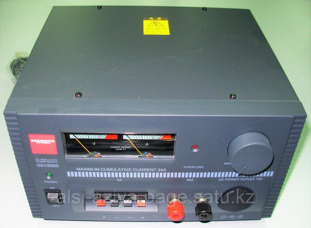 Блок питания Diamond GSV3000R с током 30A