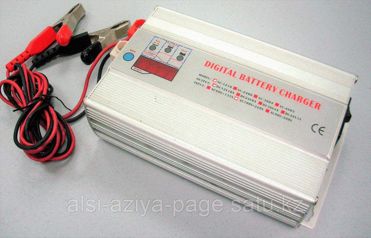Зарядное устройство SC-1210   с током 10А