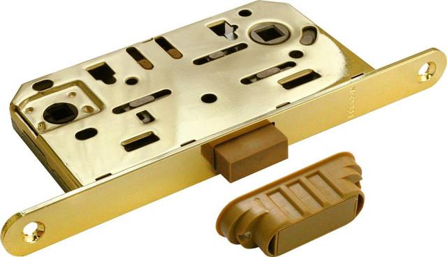 Защелка сантехническая магнитная Morelli M1895 PG (цвет: золото)