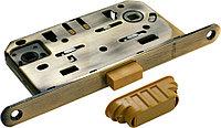 Защелка сантехническая магнитная на 95 мм Morelli M1895 AB (цвет: бронза)