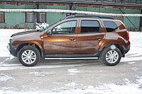 Renault Duster 2012-/Nissan Terrano 2014-  Пороги труба D 50,8 , фото 1